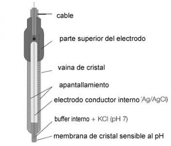 los electrodos de ph academia testo